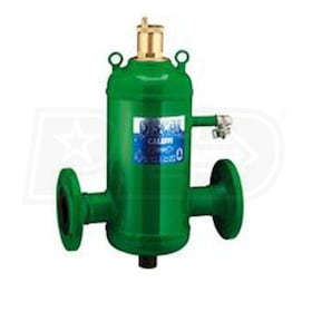 "Caleffi Discal Air Separator, 3"" Flange Connections"
