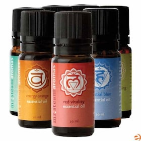 Mr. Steam Chakra Blend Essential Oil For Use with AromaSteam System, Yellow Awakening, 10mL