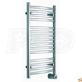 "Mr. Steam W236 Wall Mounted Electric Towel Warmer, Oil Rubbed Bronze, 36""H x 20""W x 4-1/4""D - 400W, 1,360 BTU"