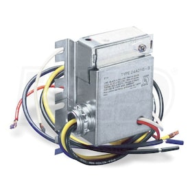 White Rodgers 24A01G-3 Level-Temp Low Voltage Control System, Normally Open, used with 2-Wire Thermostat, 240 VAC