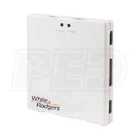 White Rodgers CZ-4 4-Zones Master Zone Control Panel, 24V, controls Thermostats & SPST/SPDT Zone Dampers