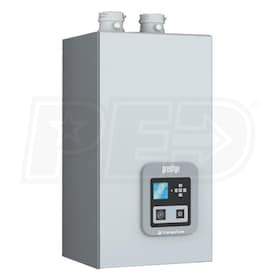 Triangle Tube PT110 - 99K BTU - 95.0% AFUE - Hot Water Gas Boiler - Direct Vent