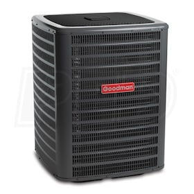 Goodman DSZC18 - 4.75 Ton - Heat Pump - 18 Nominal SEER - Two-Stage - R-410a Refrigerant