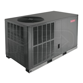 Goodman GPH14H - 2.5 Ton - Packaged Heat Pump System - 14 SEER - 8.0 HSPF - Horizontal - 208-230/1/60