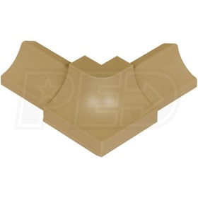 Schluter DILEX-PHK - 90 Degree Outside Corner - Light Beige PVC