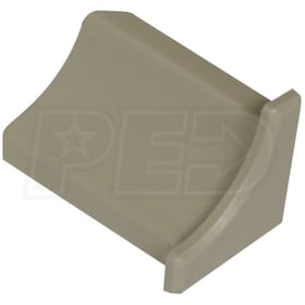 Schluter DILEX-PHK - End Cap - Grey