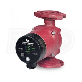 Grundfos ALPHA - 1/16 HP - Variable-Speed Circulation Pump - Cast Iron - GF 15/26 Flange