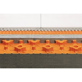 "Schluter BEKOTEC-F - Studded Screed Panel - 47-1/4"" x 35-7/16"" - 29/32"" Thickness"