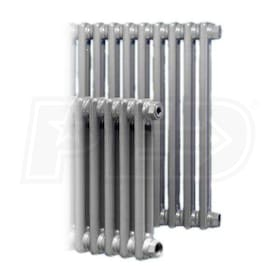 SteamRadiators Charleston Pro - 4,654 BTU - Steam Radiator - 24'' H x 24'' W