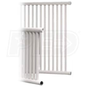 SteamRadiators Steamview - 2,564 BTU - Steam Radiator - 16'' H x 24'' W