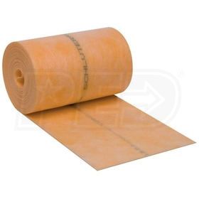 "Schluter KERDI-BAND - 5"" Width - Waterproofing Strip - 33' Length - 4 mil Thickness"