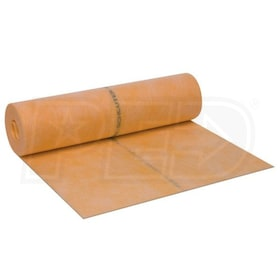 "Schluter KERDI-BAND - 10"" Width - Waterproofing Strip - 16' 5"" Length - 4 mil Thickness"