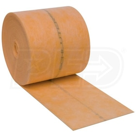 "Schluter KERDI-BAND - 5"" Width - Waterproofing Strip - 98' 5"" Length - 4 mil Thickness"
