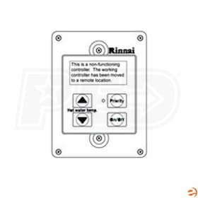 Rinnai MC-91-1US-S-RK Integrated Controller Relocation