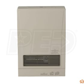 Rinnai EnergySaver EX08C Gas Fired Direct Vent Wall Furnace, NG, Beige - 8,000 BTU
