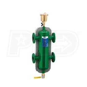"Caleffi 3-in-1 Hydro, Air and Dirt Separator, 3"" Flanged Connections"