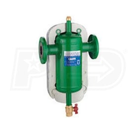 "Caleffi Air & Dirt Separator, 2"" Flange Connections"