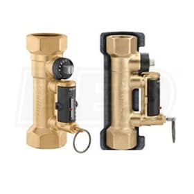 "Caleffi QuickSetter Balancing Valve with Flow Meter, 3/4"" NPT, 2 - 7 GPM"