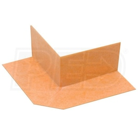 Schluter KERDI-KERECK-F - 4 mil Thickness - Outside Waterproofing Corner - Qty: 10
