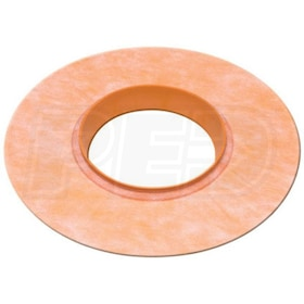 "Schluter KERDI-SEAL-MV - 4-1/2"" Opening - Valve Seal with Gasket - 4 mil Thickness - Qty: 1"