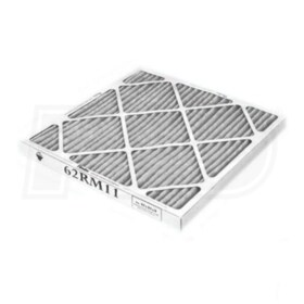 Flanders Pre Pleat 62RM11 - 25'' x 29'' x 4'' - Standard Capacity Pleated Filters - MERV 11 - Qty. 6