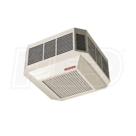 Reznor ECS-7 Ceiling Surface Mounted Electric Unit heater, 240V, 3 Phase - 7.5 kW (25,608 BTU)