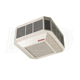 Reznor ECS-10 Ceiling Surface Mounted Electric Unit heater, 208V, 1 Phase - 9.9 kW (33,803 BTU)