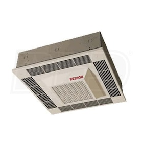 Reznor ECR-4 Ceiling Recessed Mounted Electric Unit heater, 240V, 3 Phase - 4 kW (13,658 BTU)