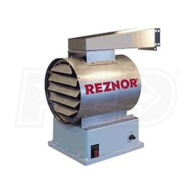 Reznor EWHB-5 Wash Down Electric Space Heater, 208V, 1 Phase - 5 kW (17,072 BTU)