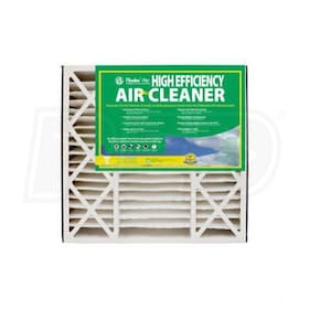Flanders 20'' x 25'' x 5'' - Replacement Air Cleaners - MERV 8 - Qty. 3