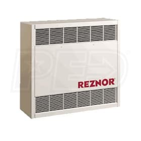Reznor EMC-6 Electric Cabinet Unit Heater, Wall Mounted, HG6 Config, 208V, 1 Phase - 6 kW (20,486 BTU)