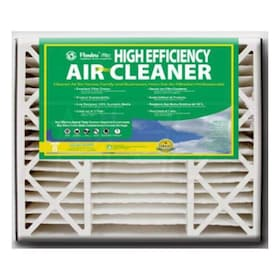 Flanders 20'' x 25'' x 4.5'' - Replacement Air Cleaners - MERV 8 - Qty. 2
