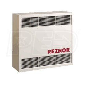 Reznor EMC-20 Electric Cabinet Unit Heater, Wall Mounted, HG3 Config, 240V, 1 Phase - 20 kW (68,288 BTU)