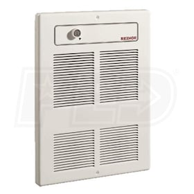 Reznor EHC-1 Commercial Wall Mounted Electric Heater, 120V, 1 Phase - 1.5 kW (5,122 BTU)