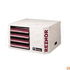 Reznor UDAS-150 Gas Fired Unit Heater - Separated Combustion - NG - 409 Stainless Steel Heat Exchanger - 150,000 BTU