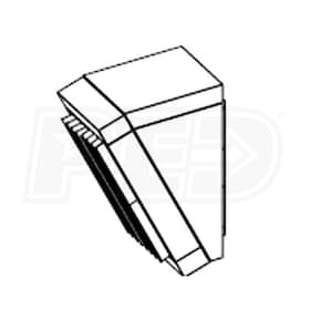 Reznor Downturn Nozzle - Vertical Louvers - 25-65 Degree Deflection For Reznor UDAP/UDAS/UDBP/UDBS-225,250 Unit Heaters