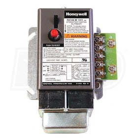 Honeywell Protectorelay Oil Burner Control, 15 Seconds Lock Out Timing