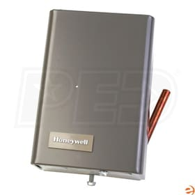 Honeywell Triple Aquastat Relay Immersion Type Controller for High Limit Applications