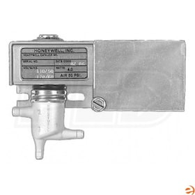 Honeywell Electric/Pneumatic Relay, 120 Vac @ 50 Hz, Surface Mount
