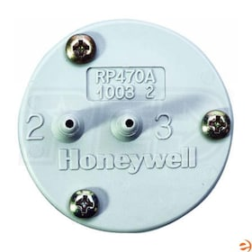 Honeywell Pneumatic Selector Relay, Lower Pressure