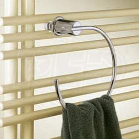 Runtal Versus - Towel Ring - Chrome