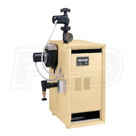 Weil-McLain CGi-25-PIN  - 42K BTU - 84.0% AFUE - Hot Water Gas Boiler - Power Vent - High Altitude Version (2000 - 5000 ft)
