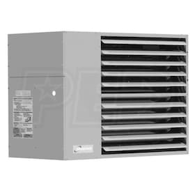 Modine PTS - 350,000 BTU - Unit Heater - NG - 80% AFUE - Separated Combustion - Aluminized Steel Heat Exchanger