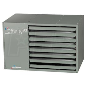 Modine Effinity93 - 135,000 BTU - High Efficiency Unit Heater - NG - 93% AFUE - Separated Combustion