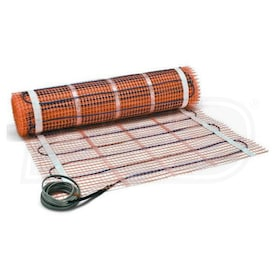 SunTouch TapeMat - 45 Sq Ft - Radiant Floor Heating Mat - 120V - 3' W x 15' L - 4.5 Amp Draw