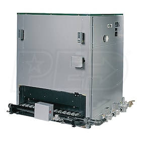 Peerless 211A-22 - 2,678K BTU - 78.2% Thermal Efficiency - Steam Gas Boiler - Chimney Vent