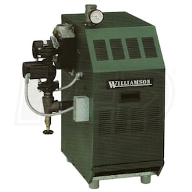 Williamson-Thermoflo GWI-190 - 157K BTU - 82.1% AFUE - Hot Water Propane Boiler - Power Vent