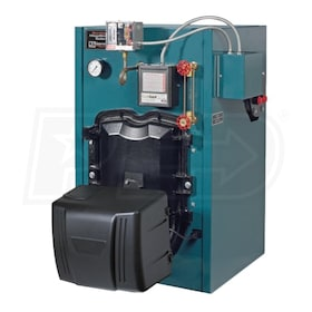 Burnham MST513 - 123K BTU - 86.0% AFUE - Steam Oil Boiler - Chimney Vent
