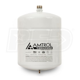 Amtrol Therm-X-Span - 2 Gallon - In-Line Thermal Expansion Tank