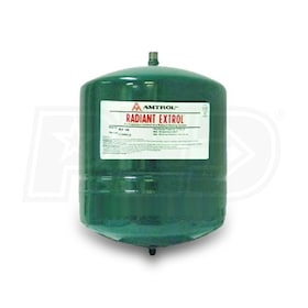 Amtrol Radiant Extrol - 4.4 Gallon - Radiant Heating System Expansion Tank - In-Line Mounting